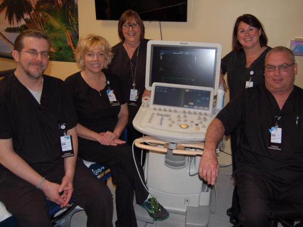 Morris Hospital Earns Echocardiography Reaccreditation