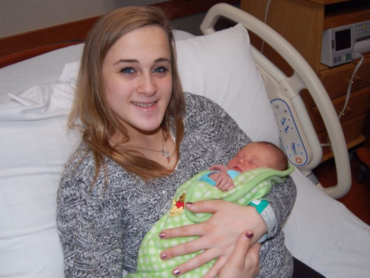 Grundy County's First Baby of the New Year Arrives on January 1