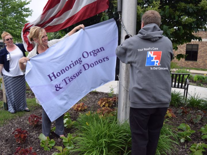 Morris Hospital Expresses Appreciation for Organ Donor Families