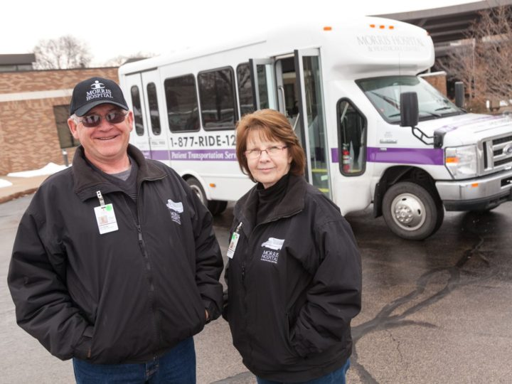 Morris Hospital Seeking Patient Transportation Volunteers