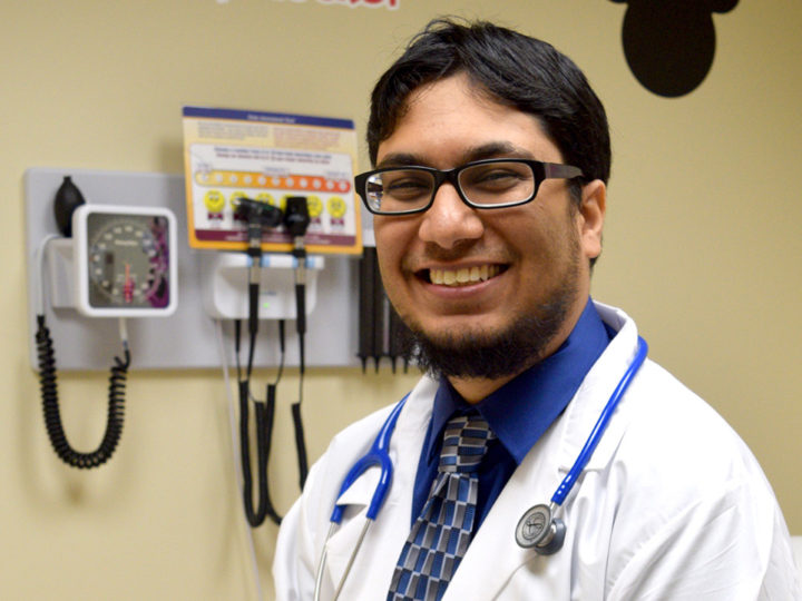 Pediatrician Helps Fight Against Childhood Obesity