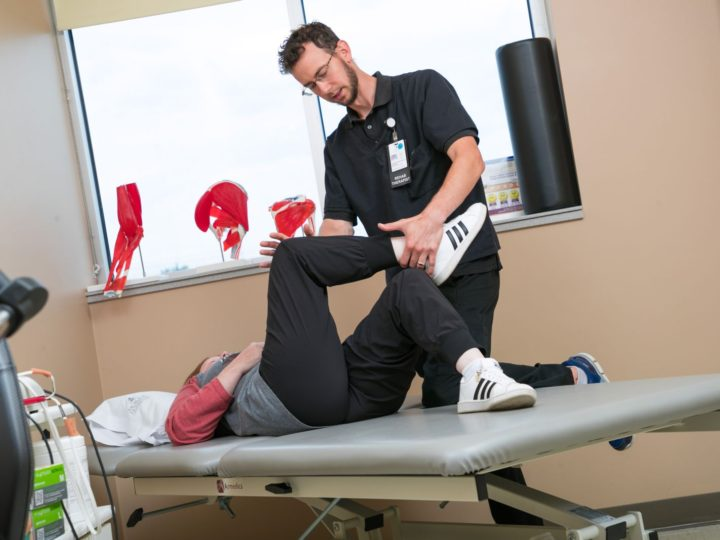 Physical Therapy Helps Combat Neck, Low Back Pain