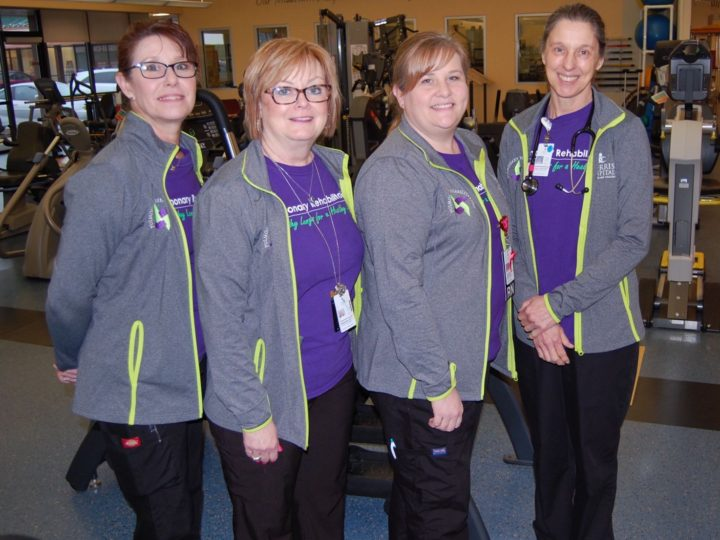 Morris Hospital Offers Pulmonary Rehabilitation