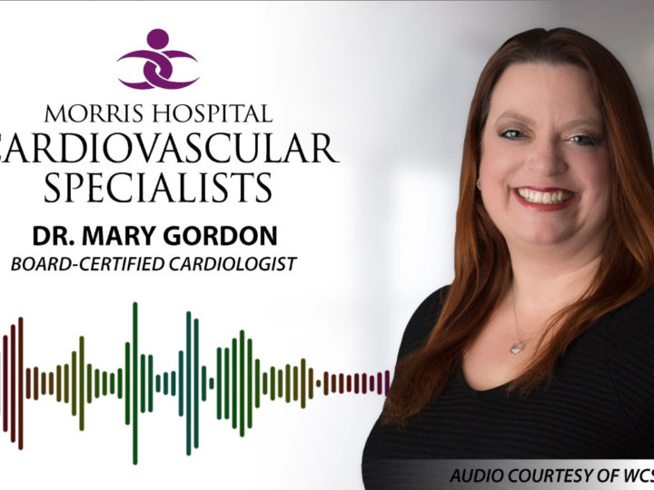 Dr. Gordon explains why Morris Hospital is the perfect fit