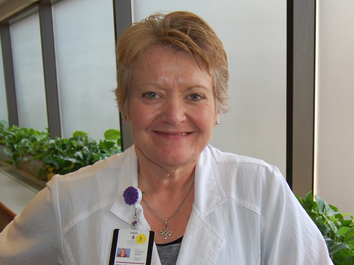 Morris Hospital RN Case Manager Recognized for Helping Others