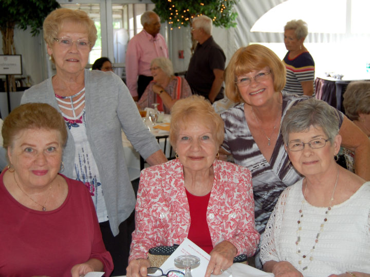 Volunteers Recognized for Dedicated Service