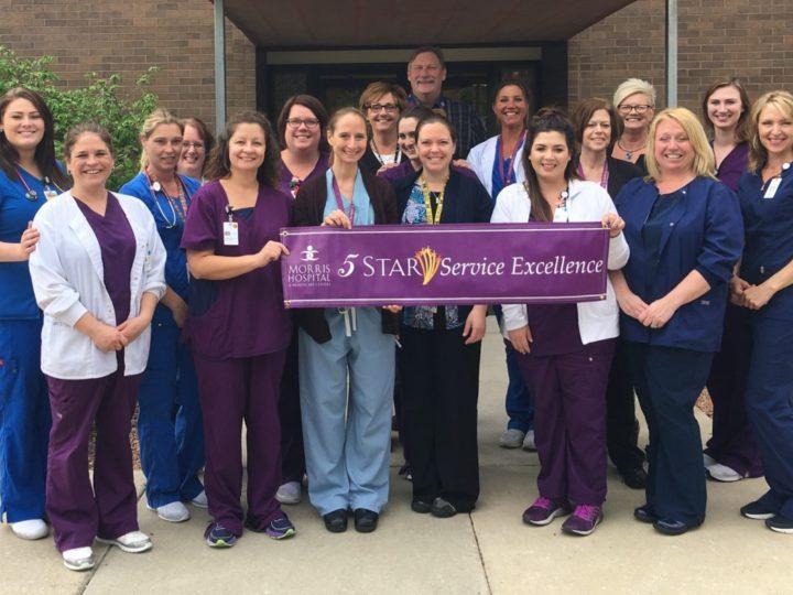 Patient Feedback Lands Multiple Awards for Morris Hospital