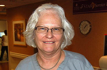 Morris Hospital CNA Takes Honors as Fire Starter of the Month