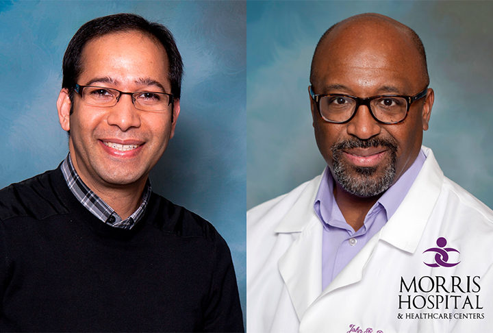 Two physician practices join Morris Hospital & Healthcare Centers
