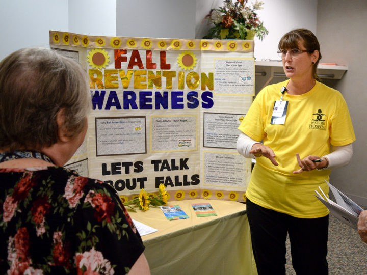 Morris Hospital to Host Free Fall Prevention Event