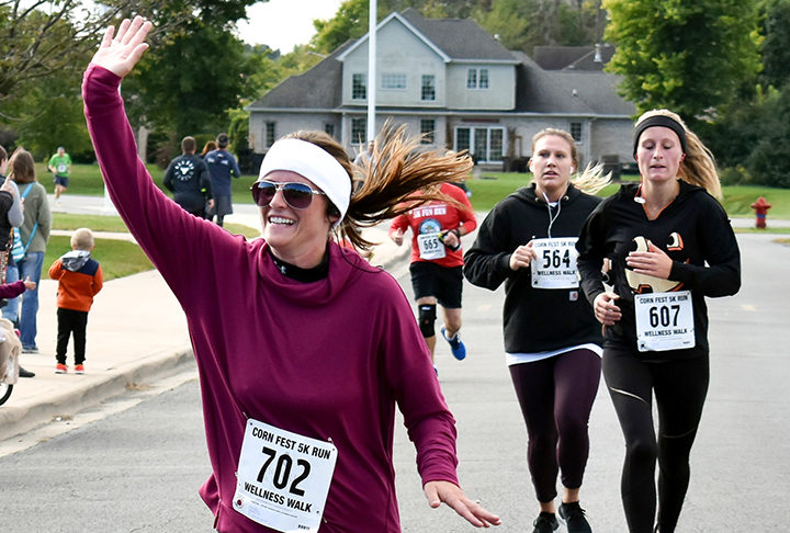 Morris Hospital Announces Results of CornFest 5K Fun Run