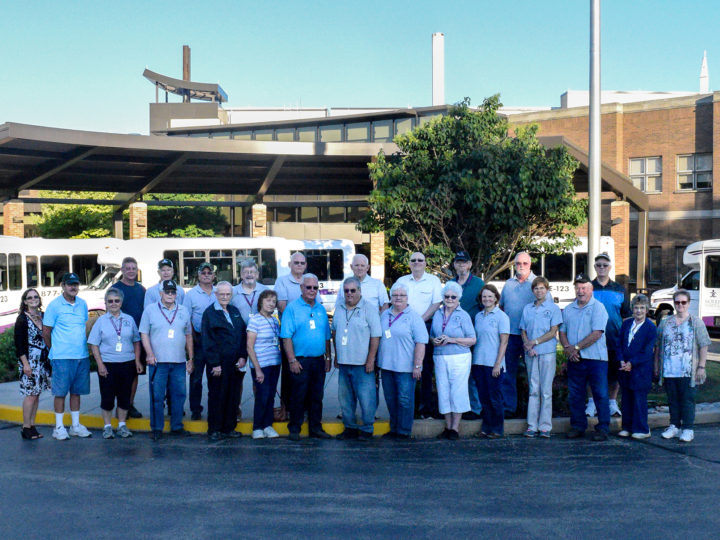 Morris Hospital Patient Transportation Achieves National Recognition