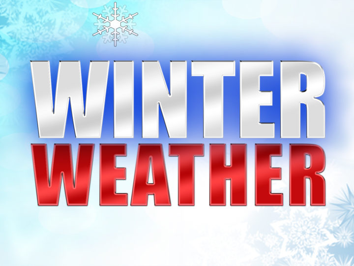 Special announcement: Office closings due to weather