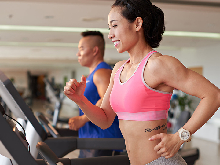 Your exercise plan should be about commitment