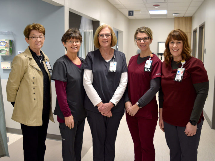 Morris Hospital Opens New Infusion Therapy Center