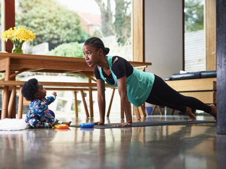 Designing A Winning Indoor Workout