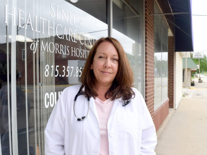 Family Nurse Practitioner Joins Seneca Healthcare Center