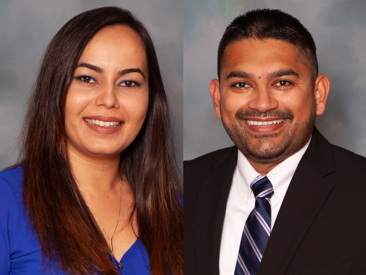 Two Hospitalists Join Morris Hospital & Healthcare Centers