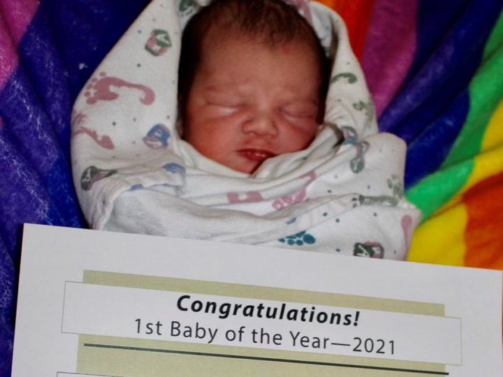 Grundy County's First Baby of 2021 Arrives on January 1