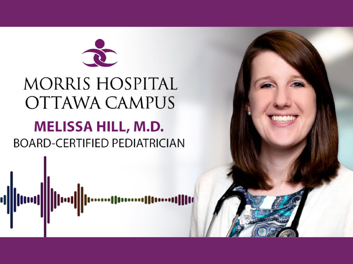 Morris Hospital Physician Shares Expertise About COVID-19 Vaccine