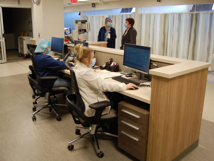 Morris Hospital Completes Next Phase in Main Campus Modernization