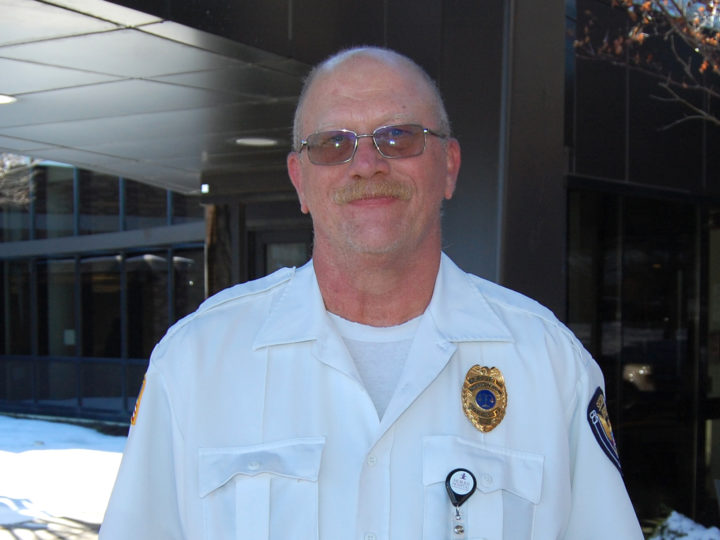 Morris Hospital Security Officer Finds Purpose in Helping Others