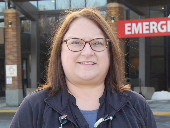 Morris Hospital Emergency Department Registrar Honored for Overall Excellence