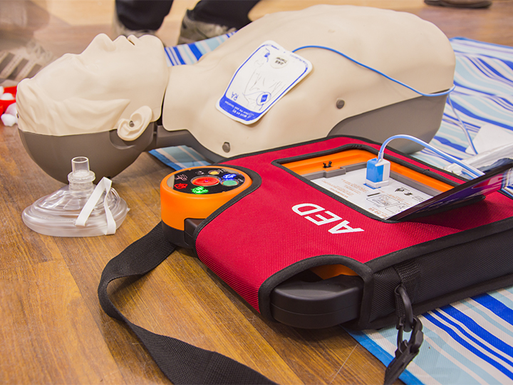 Morris Hospital Offers CPR and First Aid Training