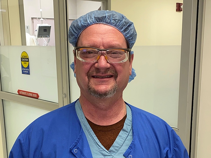 Surgical Technician Recognized for Vast Contributions at Morris Hospital